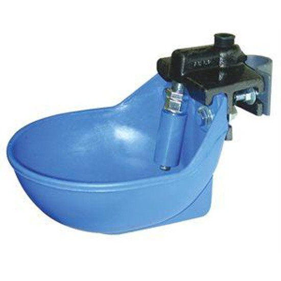 Deluxe Plastic Water Bowl - High Flow