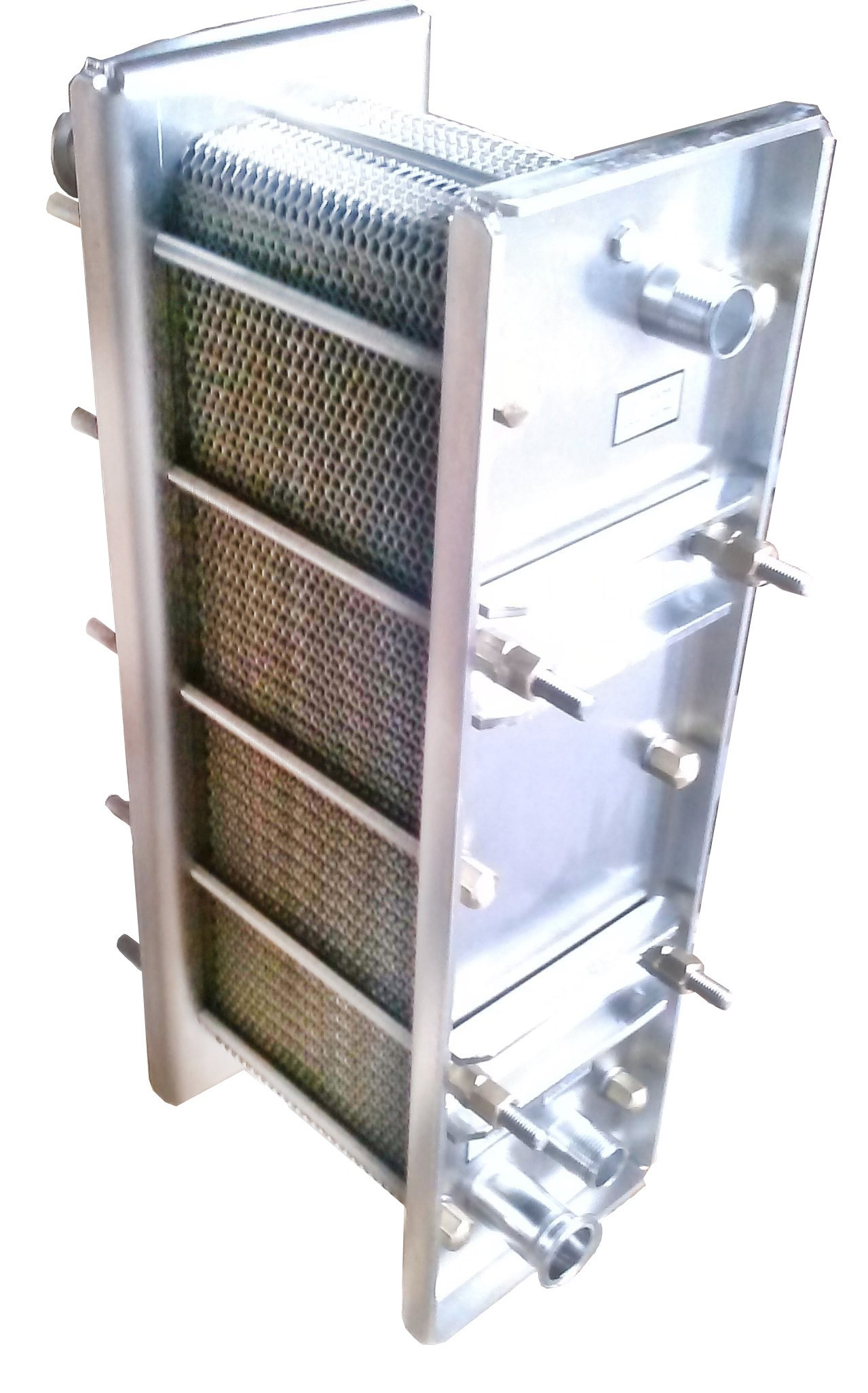Eco 31-Plate Single Pass Cooler with Bracket