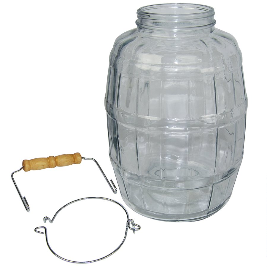 Glass Replacement Jar for GD2 Butter Churn
