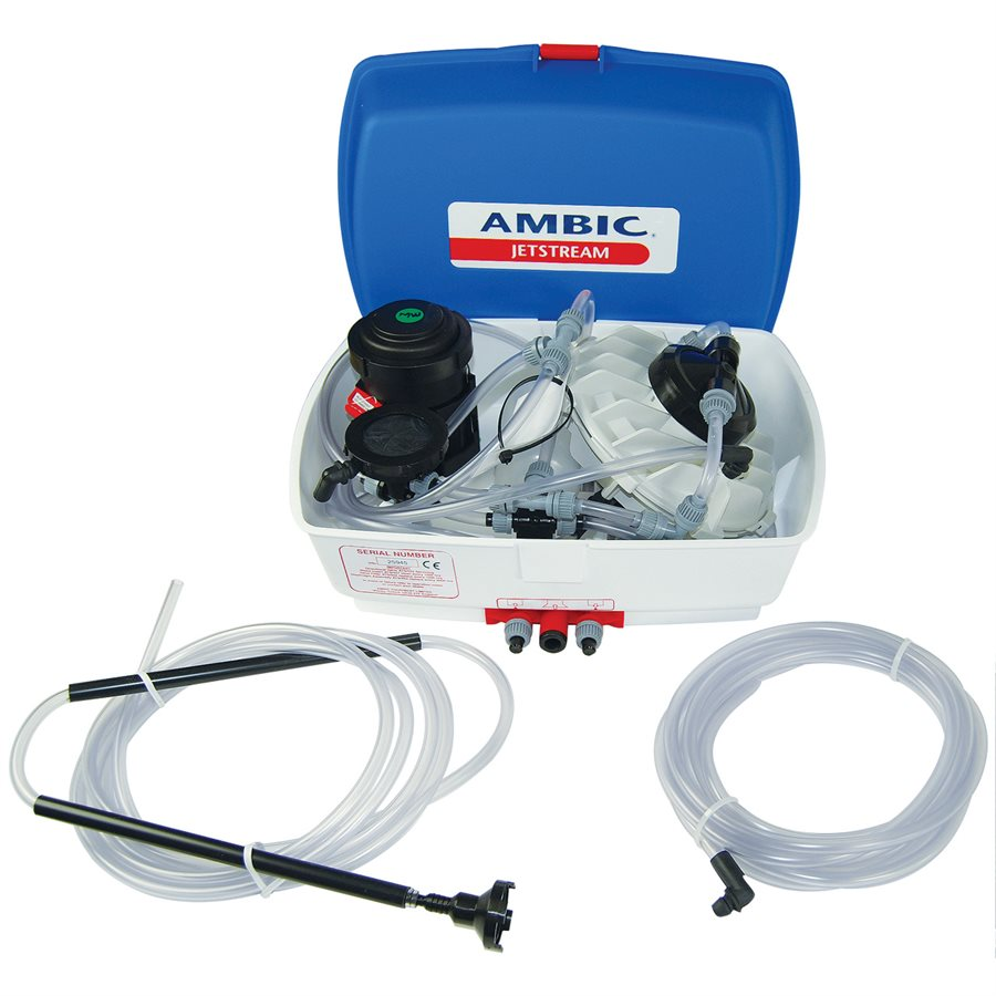 Power Unit Only for Ambic JetStream with Viton Seals