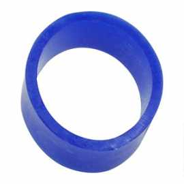 "1-3/8"" ID Blue Silicone Hose Ring"