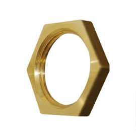 "Nut (3/4"" Gz Brass) f/Forstal Paddle Water Bowl"