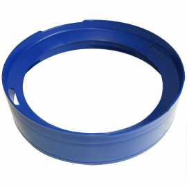 Bottom Rim f/Interpuls EcoBucket--Blue