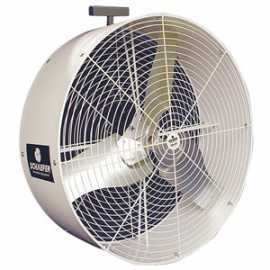 "36"" Schaefer Barn Kooler Fan 1-Speed 115 / 230V Single Phase"