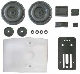 Complete Rebuild Kit for 60:40 LL90 Pulsator