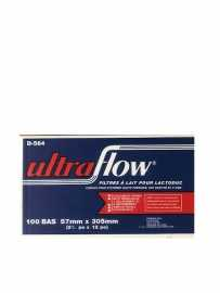 "KenAg 2-1/4""x12"" Ultraflow Sock--12 Boxes of 100"