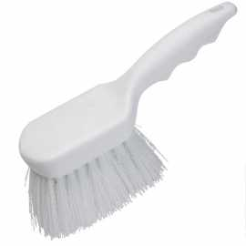 "9"" Poly Block Gong Brush w/Nylon Bristles"