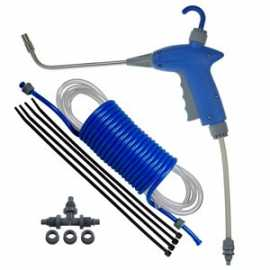OptiSprayer™ Bottom Load Extension Kit with Extended Stainless Steel Lance with Adjustable Plastic Nozzle