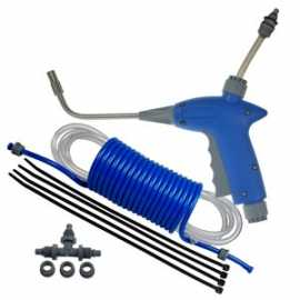 OptiSprayer™ Top Load Extension Kit with Stainless Steel Lance with Adjustable Plastic Nozzle