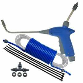 OptiSprayer™ Top Load Extension Kit with Extended Stainless Steel Lance with Adjustable Plastic Nozzle