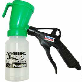 Green Foam Cup with Gun f/ Ambic Power Foamer