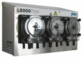 L5000 Plus Peristaltic Pump Panel