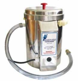 Kleen Flo Stainless Steel 2 Gal. Milk Pasteurizer FREE SHIPPING