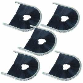 Replacement Brush f/Ambic Cassette DipMizer--Pack of 5