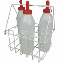 Bottle Carrier f/ Six TALL 3-Qt. Bottles - CASE OF 6