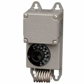 Single Stage Thermostat Control--120/240/277V, 50/60Hz
