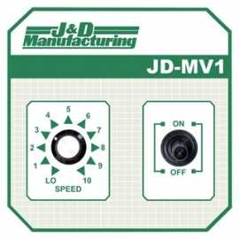 Manual Variable Output Control