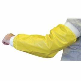 Deluxe Yellow Sleeve, Cuff Ends (Pair)