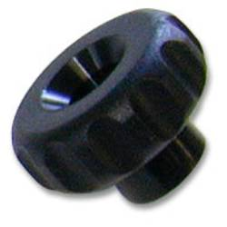 Plastic Nut f/ DeLaval-Style SS Lid