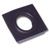 Black Gasket (Top Under Slide)--9/16""