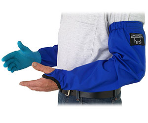 Waterproof Milking Sleeve w/Thumb Hole--Small (Each)