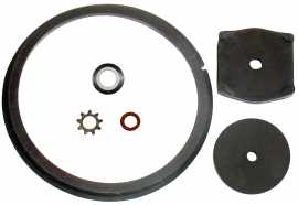 Replacement 6 pc Flo-Star rebuild kit, w/o valve