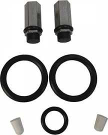 Replacement rebuild kit for Evolution pulsator