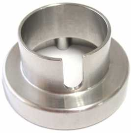 Replacement stainless milk pump collar