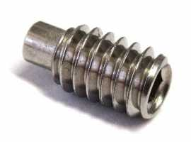 Set screw for D-Style milk pump shaft, for keyway