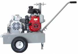 Deluxe Portable Base Unit 3 HP Honda Gas Engine