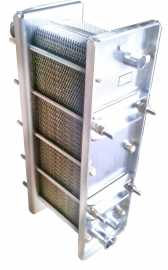 Eco 55-Plate Single Pass Cooler with Bracket