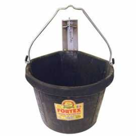 Fortex Rubber Corner Pail BULK FREE SHIP USA48