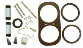 Replacement repair kit for BM style pulsator 18 pc