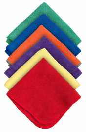 "Microfiber & More 12""x12"" Towel - CS"
