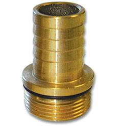 "3/4"" Barb Brass Hose Fitting"