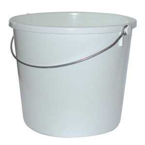 Dare 10 Quart Poly Pail - CASE of 12