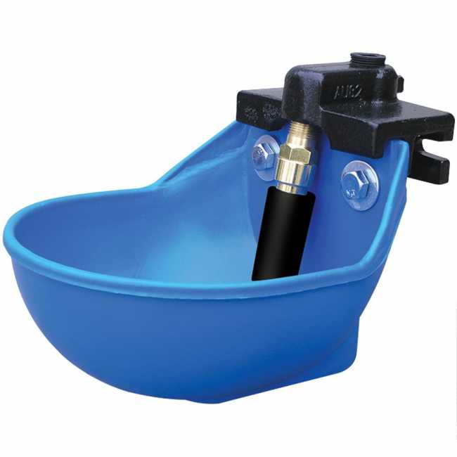 Deluxe Plastic Water Bowl