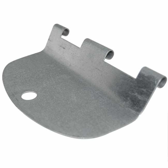 Hinged Cover f/ S76 Galvanized Float Bowl