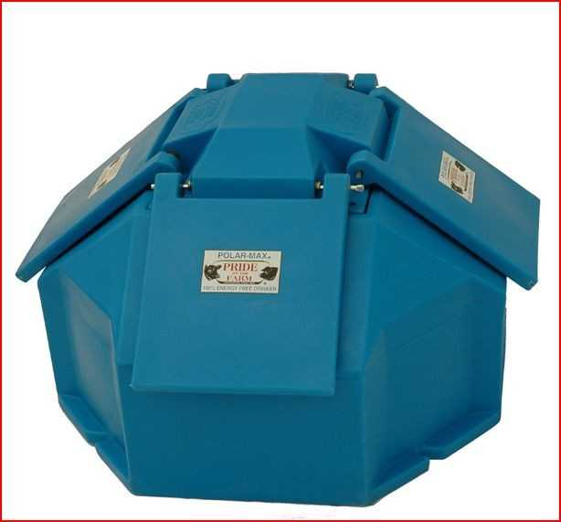 14 Gallon Energy Free Automatic Waterer WPM14A