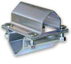 "Cross Clamp for 2-3/8"" x 2-3/8"" Tube"