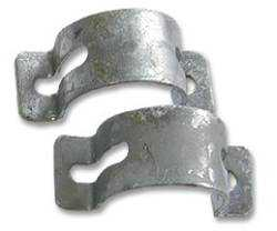 "Bracket Set f/ 2.0"" Pipe--2 Pieces"