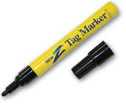 Z-Tag Marking Pen - Black