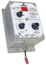 Digital Speed Modulator w/ Automatic Shut-Off