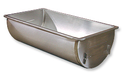 "36"" Single SS Sink"