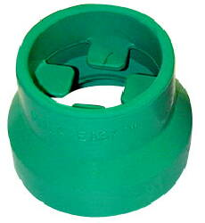 "Milk-Easy Adapter f/ Inflation Heads 2"" or Smaller"