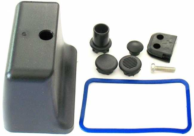Replacement Cover Kit For Delatron Pulsator