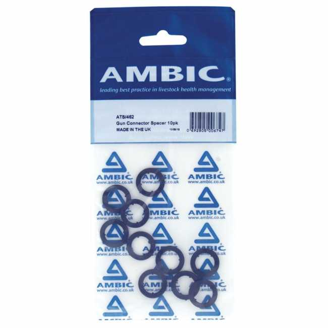Spacer for Ambic Straight Connector - Pack of 10