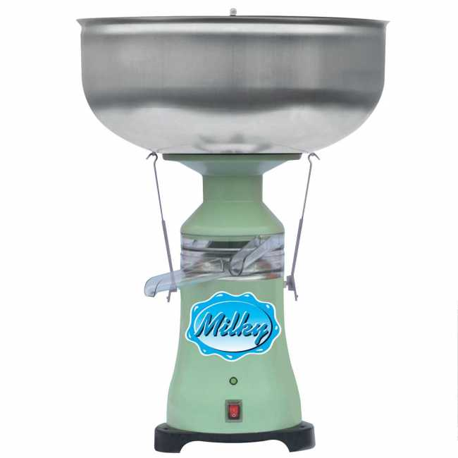 Milky FJ130 Electric Cream Separator - 130 L / Hr