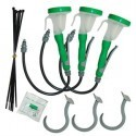 EasiDipper Conversion Kit with 3 Applicators