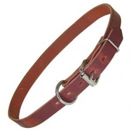 Leather Cow Neck Strap